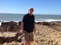 The beach at Avaristo